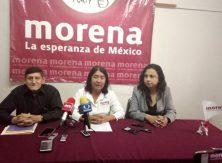 Diputada de Morena se niega pedir disculpas por su posición en Congreso
