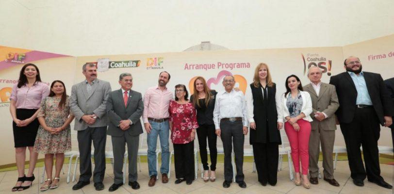 Arranca el programa AMA en Coahuila