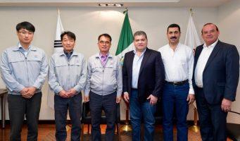 Seguridad en Coahuila permite la llegada de nuevas empresas: MARS