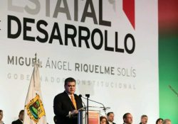 Gobierno presenta el Plan Estatal de Desarrollo 2017-2023