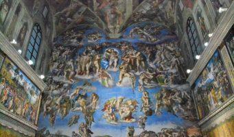 Casi tres millones de personas han visitado Réplica de la Capilla Sixtina, en Torreón