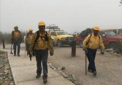 Al 70% control del incendio en Zapalinamé