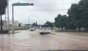 Cierran vialidades en Saltillo y Ramos Arizpe