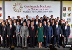 Positiva, la primera reunión de la CONAGO y el Presidente Electo