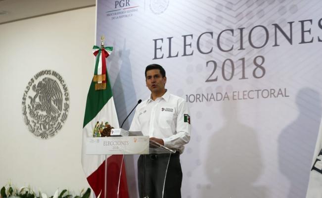 Fepade registra 76 denuncias y seis detenidos en jornada electoral
