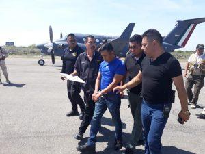 Detienen a uno de los presuntos asesinos de Purón