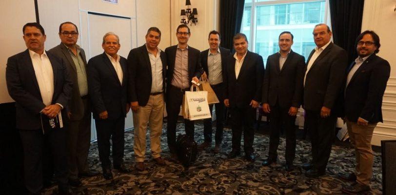 Pactan canadienses visita a Coahuila para concretar inversiones