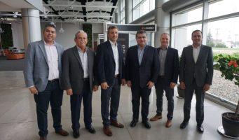 Reitera Estado apoyo a empresas establecidas en Coahuila;  Linamar analiza expanderse
