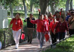 Inician acciones de la Semana Nacional del Corazón Saludable 2018