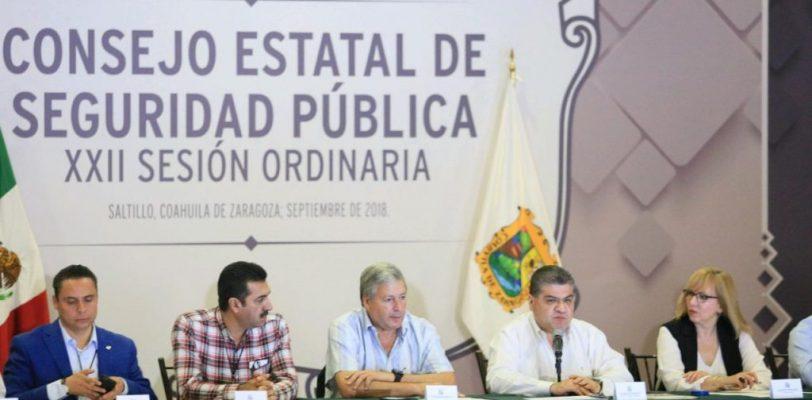 Gobernador reitera coordinación en seguridad con municipios; instalarán protocolo ALBA