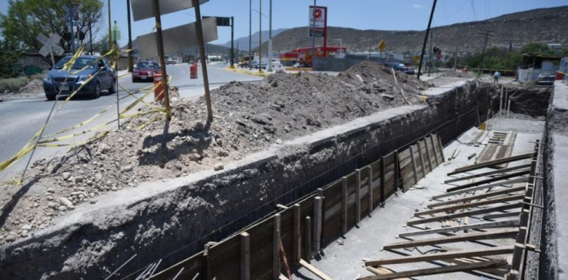 Invertirá Gobierno Municipal 50 millones en drenaje pluvial