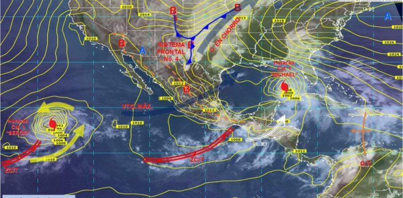 Recomiendan extremar precauciones por temporal en el norte de Coahuila