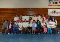 En la Laguna conmemoran Día Internacional de el Abrazo por una vejez activa y saludable con ejercicio