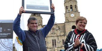 Entrega Gobernador denominación a Múzquiz como Pueblo Mágico