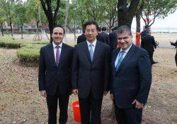 'Siembran' Coahuila y Jiangsu hermanamiento comercial en China