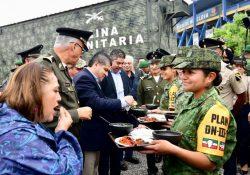 """Inauguran en Monclova exposición militar """"Fuerzas Armadas…Pasión por Servir a México"""""""