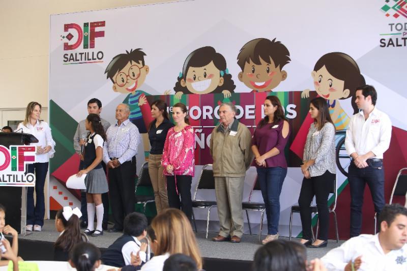 Niñas y niños de Saltillo hacen propuestas para mejorar su entorno