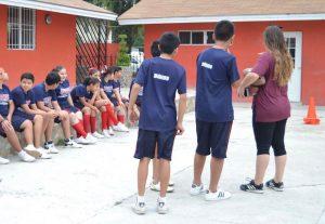En Coahuila se trabaja en escuelas contra el acoso escolar
