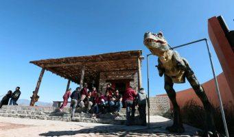 "Apertura Coahuila la primera zona paleontológica de México: ""Rincón Colorado"""