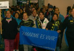 Con Olimpiada Deportiva, adultos mayores de Torreón se unen para conbatir la Diabetes