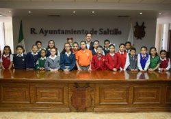 Darán integrantes del Cabildo Infantil pláticas sobre el bullying