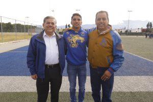 Tony Santana forma parte del equipo Lobos desde hace ocho años a09dbbfe02780