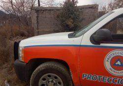 Atiende municipio a ejidos tras sismo
