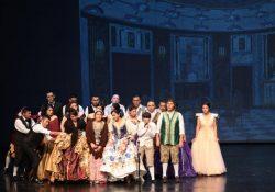 Con Gala de Ópera, la Secretaria de la Defensa Nacional se presenta en Coahuila