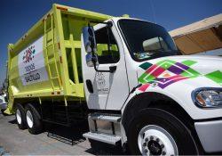 Se reactiva servicio de recolección de basura