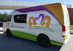 Atiende DIF Coahuila a 225 adultos mayores en abandono en la región norte