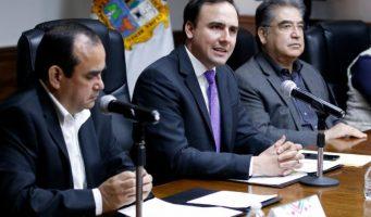 """""""Más allá de la transparencia y rendición de cuentas está la honestidad"""": Manolo Jiménez"""