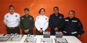 Sociedad civil reconoce a la Policía Ambiental de Saltillo