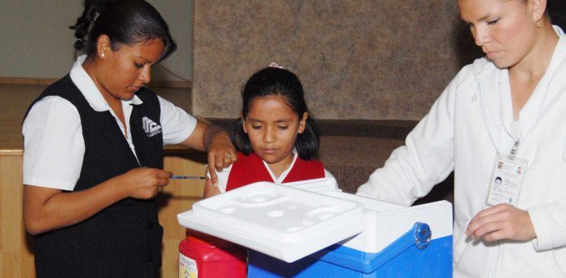 Mantiene Coahuila campaña de vacunación contra la influenza