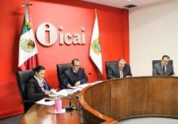Tendrá ICAI presupuesto de 45 mdp para 2019