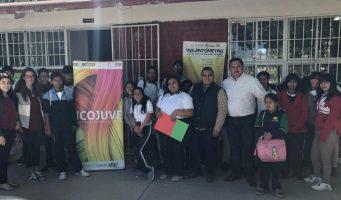 Imparte Instituto Coahuilense de la Juventud converencia 'Noviazgo sin Violencia'
