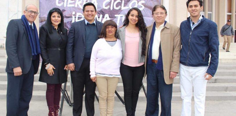 Recibe Voluntaiado de Salud Coahuila cabello para pelucas oncológicas