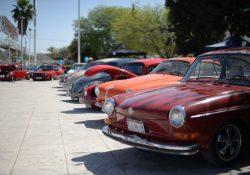 Coahuila impulsa la vochomanía: ruedan los clásicos en el Steel Volks 4ª edición