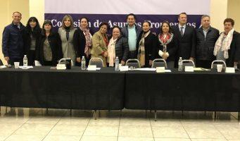 Celebran diputados comisión itinerante en Acuña