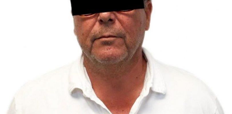 Captura Fiscalía a Jorge Torres López, será extraditado a EU