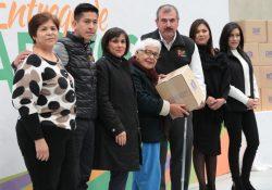 Entrega DIF Coahuila estímulos económicos a población vulnerable de Región Sureste