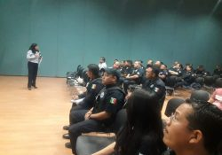 Capacita Coahuila a elementos de la Policía Municipal en delitos de género