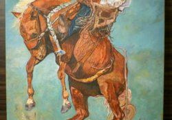 Participa Cultura Coahuila en exposición de Rodeo Saltillo