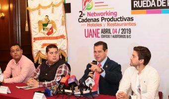 Listo el encuentro de cadenas productivas de hoteles y restaurantes de Coahuila