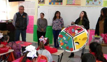 Fomenta DIF Coahuila el autocuidado en las niñas y niños
