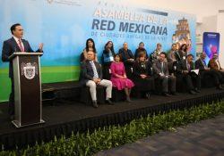 Preside Manolo Asamblea de la Red Mexicana de Ciudades Amigas de la Niñez en Tijuana