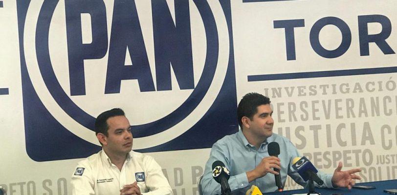 Impugnará PAN creación de nuevos partidos en Coahuila
