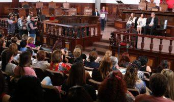 Realizan foro hacia una Ley para erradicar el feminicidio