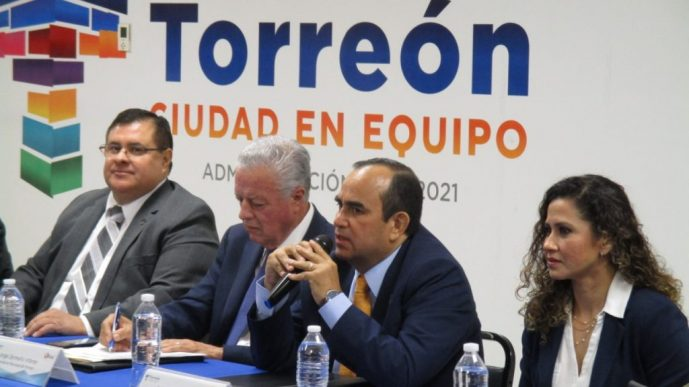 Califica Torreón con 98 en Transparencia, firma convenio con ICAI