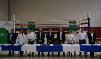 Sesiona Comisión de Deporte y Juventud en Torreón