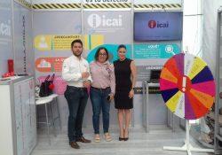 Concluye ICAI actividades en la FIL 2019